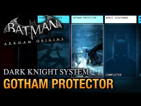 Batman: Arkham Origins - Gotham Protector Guide (Dark Knight System)