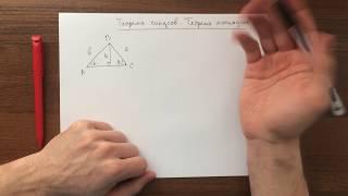 Геометрия. Теорема синусов и косинусов. Площадь треугольника.