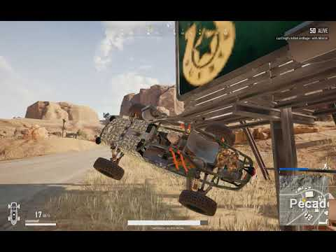 PLAYERUNKNOWN'S BATTLEGROUNDS: Pure skill of calculation