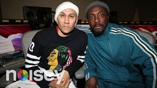 Welcome to the Future of the Black Eyed Peas: Noisey Raps