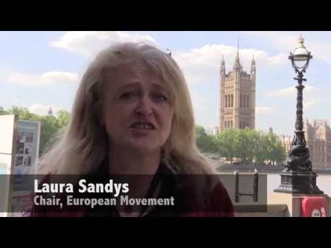 Laura Sandys: Support the European Movement