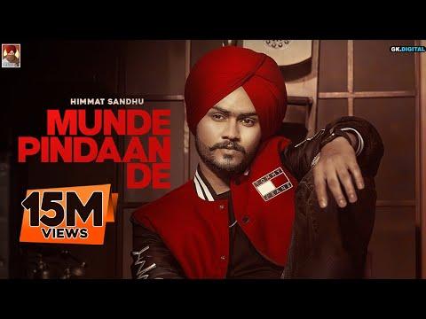 Munde Pindaan De : Himmat Sandhu Full Song Laddi Gill | Latest Punjabi Song 2020 | Gk Digital