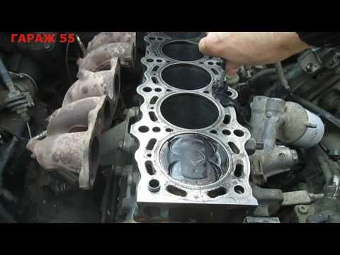 Фото к видео: РЕМОНТ двигателя 2 JZ в спартанских условиях