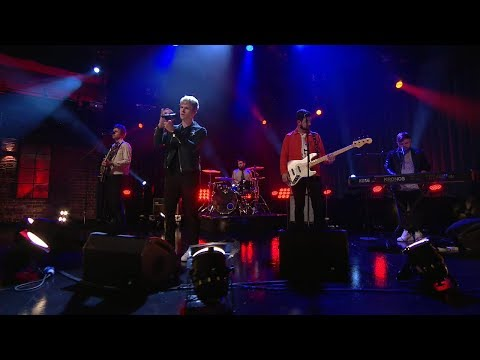 'Follow Your Fire' - Kodaline | The Late Late Show | RTÉ One