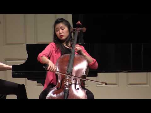 Weinberg: Fantasia for Cello and Orchestra, Op. 52 (2nd mvt)