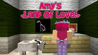 amys land of love ep146 lexi gets an x ray minecraft amy lee33