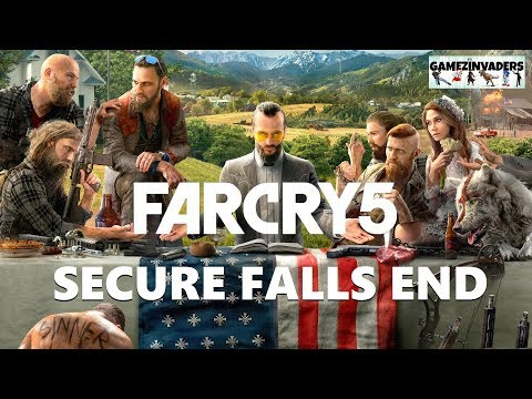 Let's Play: FAR CRY 5 (How to Secure Falls End) Walkthrough 4