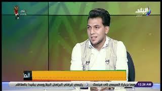 محمد عادل جمعة: طلبت الرحيل من الزمالك بعد تعاقده مع محمد ناصف