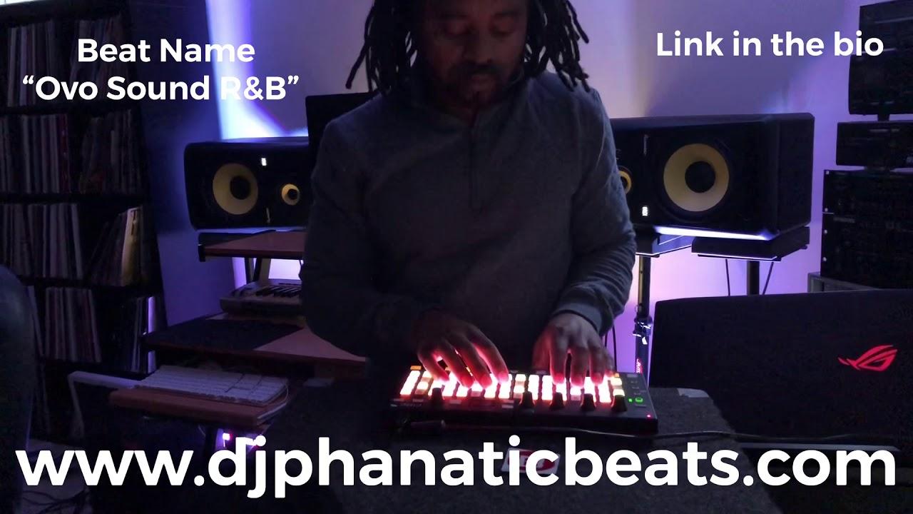 """Ovo Sound R&B"" type beat 2019 - in the studio"