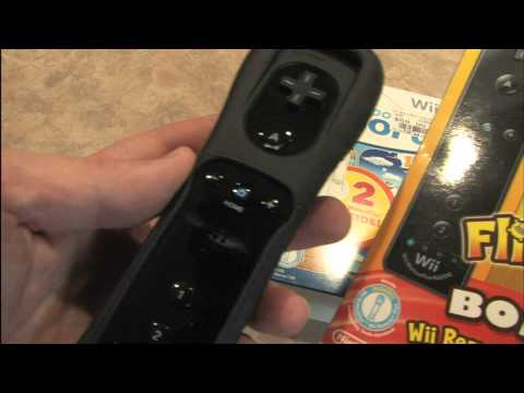Classic Game Room - Wii REMOTE PLUS controller review