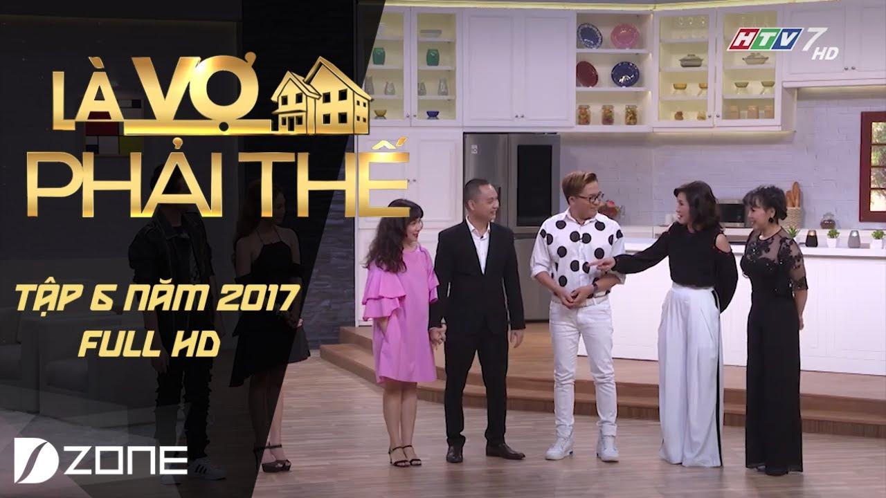 Là Vợ Phải Thế | Tập 6 Full HD: Việt Hương từng từ chối lời cầu hôn của Nhật Tinh Anh 20 năm trước