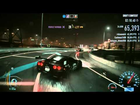 Need for Speed™ Drift Contest REMASTERED