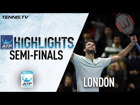 Highlights Dimitrov Sets Rematch With Goffin In Final Nitto ATP Finals 2017 SF