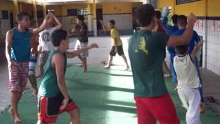 Escola Aberta - Napoleão Bonaparte - jiu-jitsu - fotos