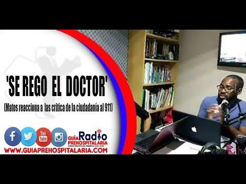 SE REGO EL DOCTOR MATOS