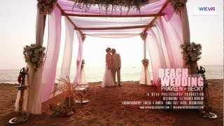 Kerala Beach Wedding Highlights | Vivanta by Taj, Kovalam