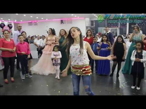 Güzel kız oynama Roman Havasi 2017 '' Marka, Kalite '' Düğün dansı '' LIVE 2017.  © & ®