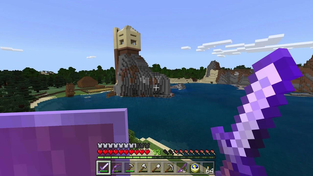 Minecraft Windows 10 Edition PREVIEW