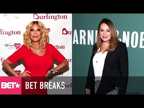 Download Youtube: Wendy Williams Has Meltdown Over Angie Martinez' New Talk Show - BET Breaks