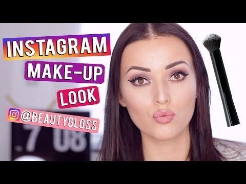 Instagram make-up look ❤ tutorial | Beautygloss
