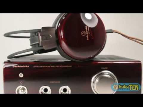 Audio Technica ATH-W3000ANV 50th Anniversary Headphones Unboxing & Review