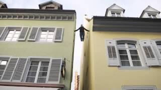 Stuntman Raffael Armbruster Showreel- Best of 2012 !