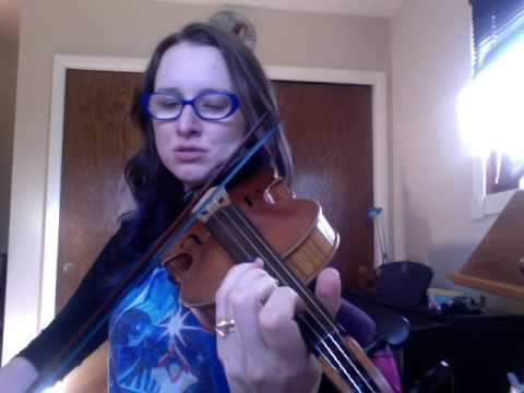 Bonaparte's Retreat Violin 1