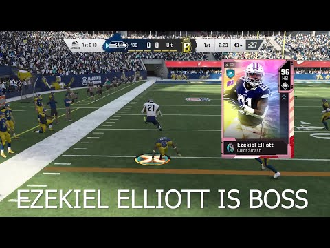 GETTING EZEKIEL ELLIOTT IN MADDEN 20