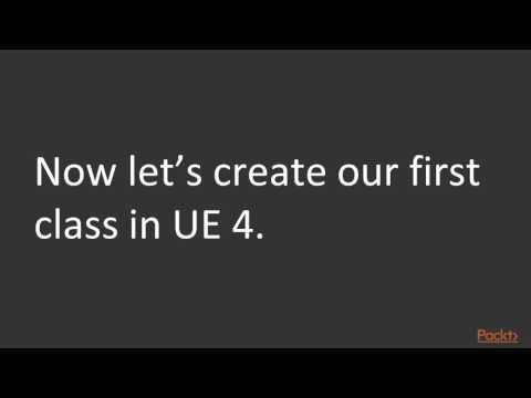 Basics of Coding with Unreal Engine 4 : Creating Classes in