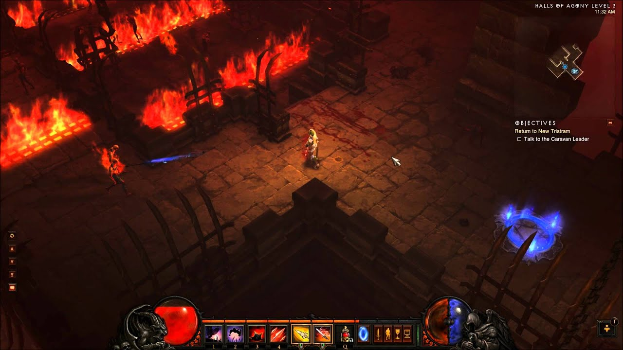 diablo 3 how to change damage numbers