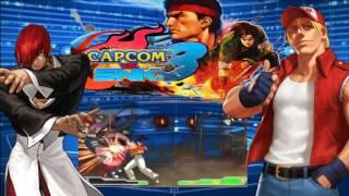 Hyper S cinématic Capcom Vs Snk 3 Mugen Ralfab by Pademonium