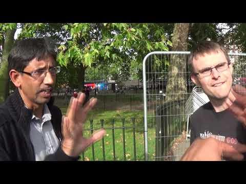 Sharing the word of God |Shabir Yusuf | Hyde Park| Part 2