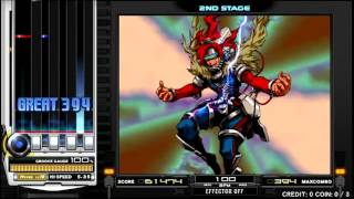 [beatmania IIDX 23 copula] Dynamite SPH