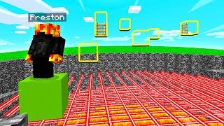 *NEVER* PLAY THIS MINECRAFT PARKOUR MAP!