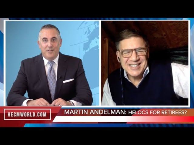 Exclusive interview with Martin Andelman