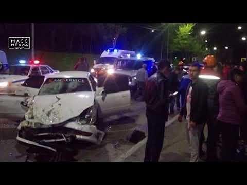 Семь человек пострадали