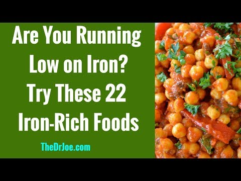 Iron Boosting Foods Increase Iron Intake & Iron Absorption Foods (Iron Rich Foods List Pregnancy)