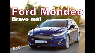 Verificare masina second hand Ford Mondeo break