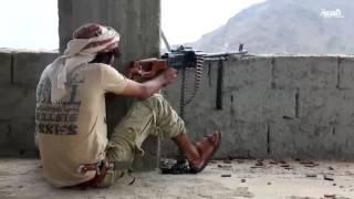 منطقة الضباب بتعز بيد القوات اليمنية والمقاومة