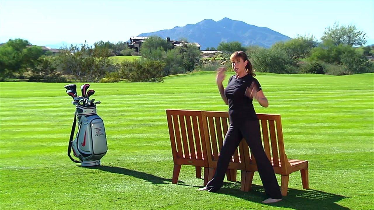 Yoga For Golfers Pga Of Canada Play Better Stronger Longer Peak Season Endurance Youtube