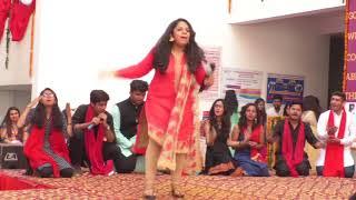 "CPJCHS & SOL-Celebrating DIWALI CARNIVAL ""ULLAS 2017""(ON STAGE EVENTS) Part 5"