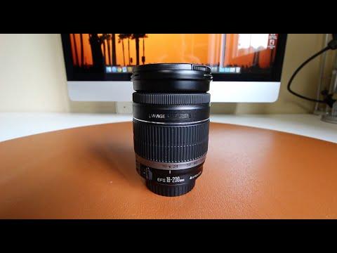 Canon EF-S 18-200mm f/3.5-5.6 IS | Revisión en profundidad