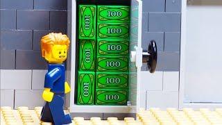 - Lego Bank Money Transfer Robbery