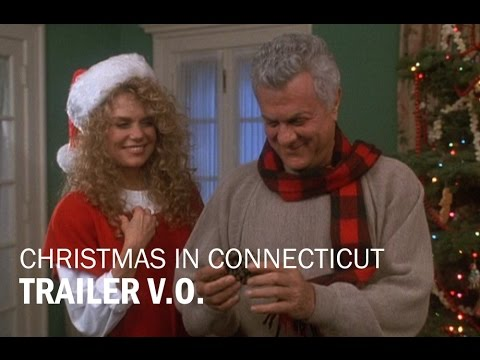 Christmas In Connecticut Cast.Christmas In Connecticut 1992 Trailer V O