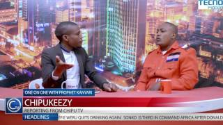Chipu tv episode 4 ONE ON ONE WITH KANYARI