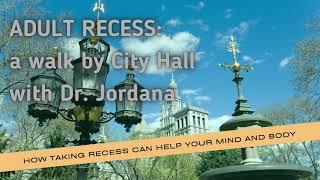 City Hall Recess with Dr. Jordana