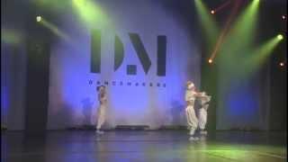 """""""Blue Ribbon Bunny"""" - Mini Hip Hop Trio - Jordi, Karsyn & Kate"""