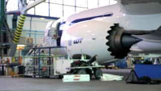 "LOT Polish Airlines - Boeing 787 Dreamliner ""OrkiestroLOT"""