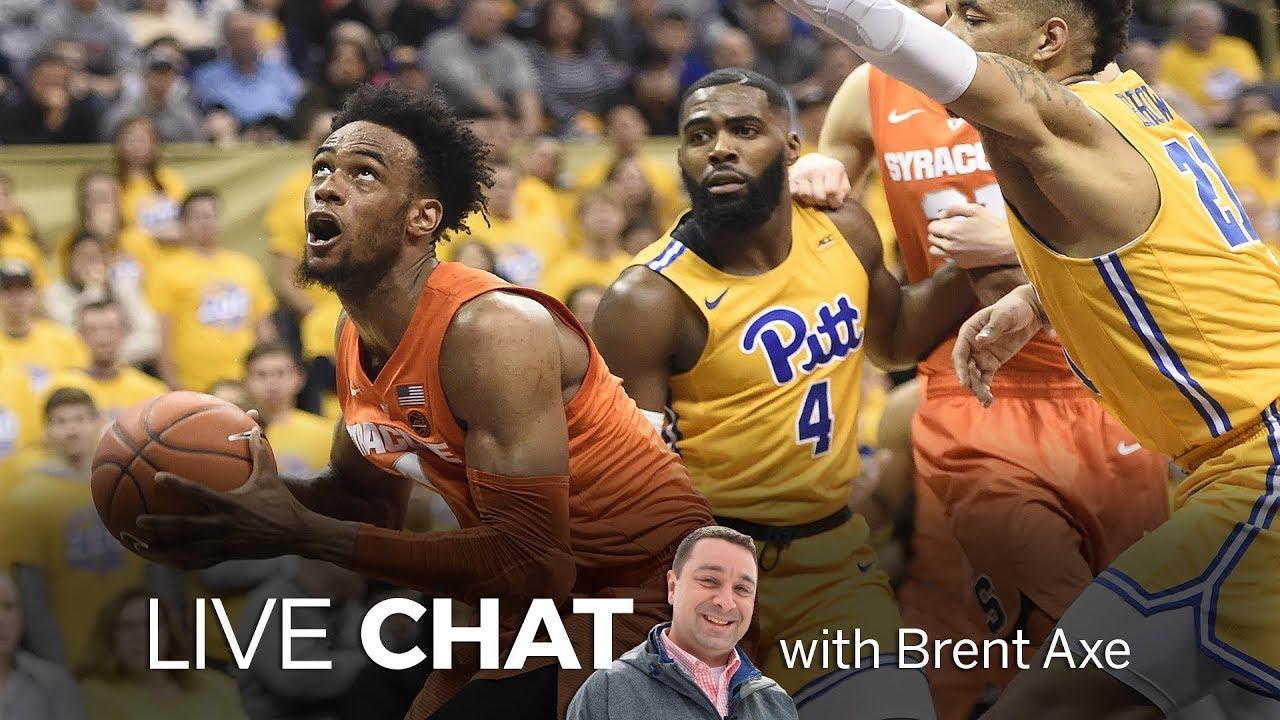 Syracuse Basketball Defeats Pittsburgh 65 56 Brent Axe Video Recap