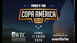 🏆 FREE FIRE COPA AMÉRICA 2020 | GARENA 🏆